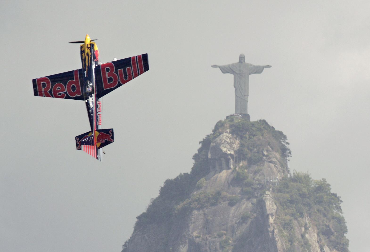 Red Bull Air Race Rio de Janeiro