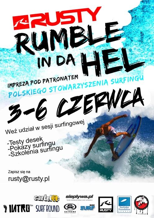 Rusty Rumble in da Hel