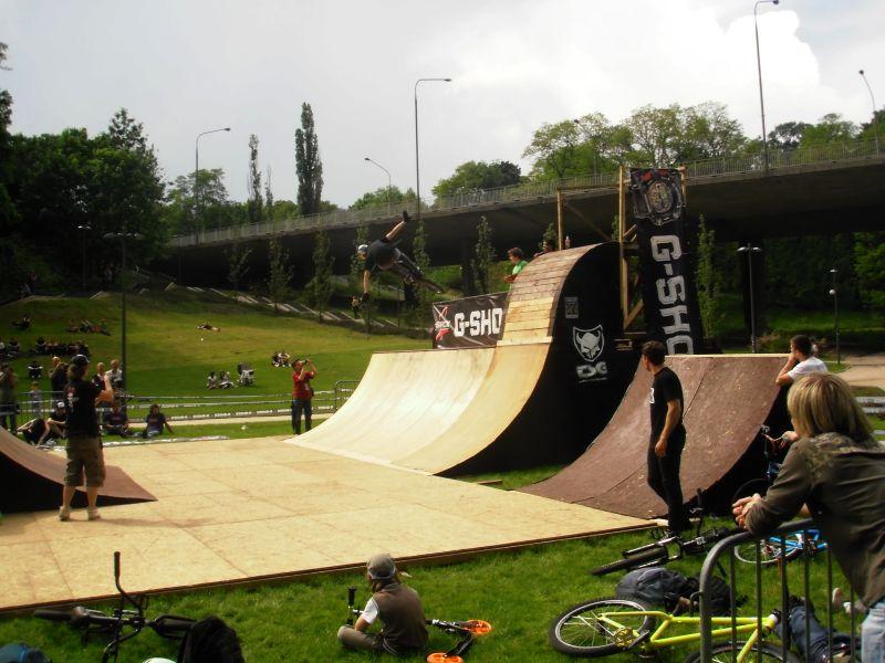 Freestyle BMX&MTB