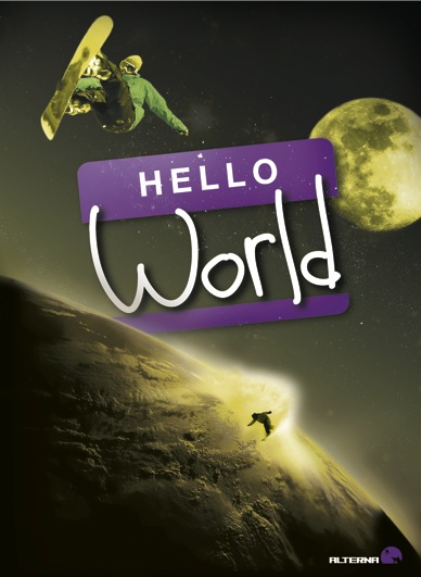 Hello World - Poster