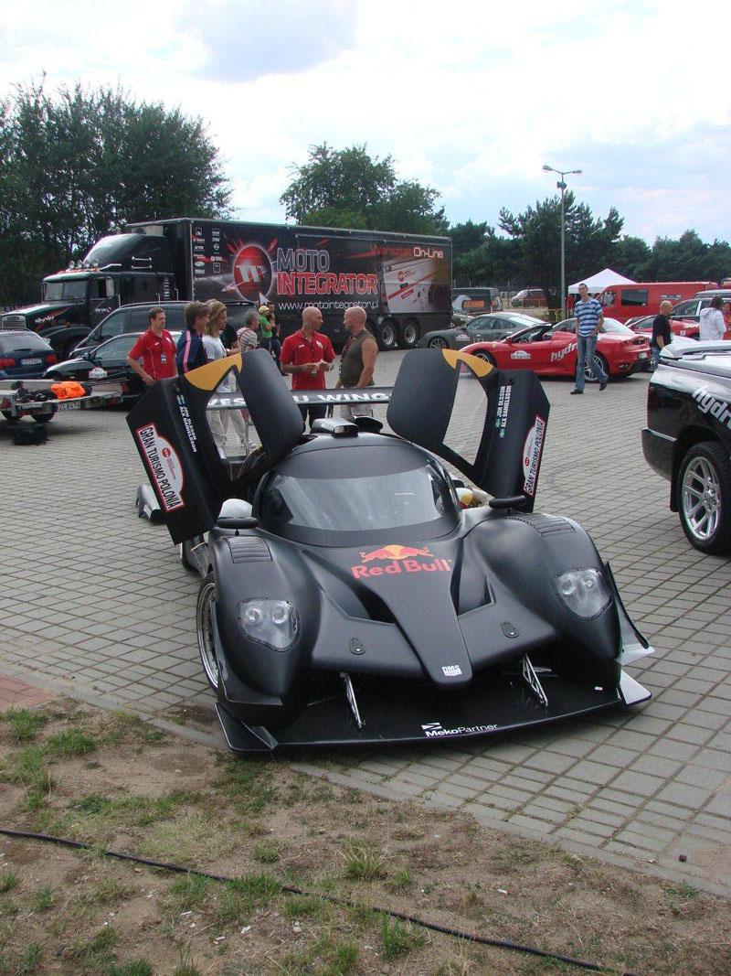 Jon Olsson na Gran Turismo Polonia 2010