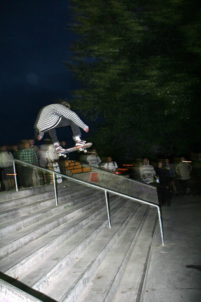 Best Trick deskorolka - otwarcie Skateplazy w Białymstoku