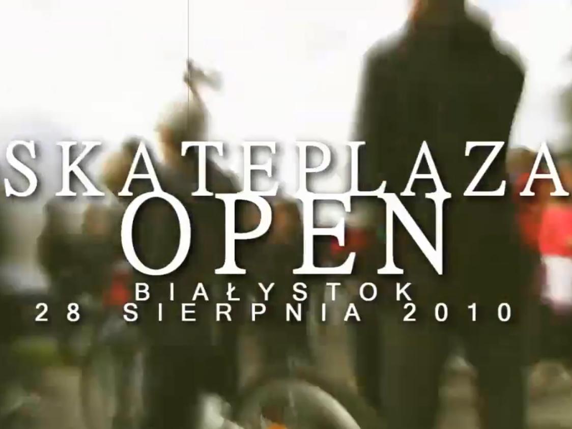 Kadr z filmu Skateplaza Open
