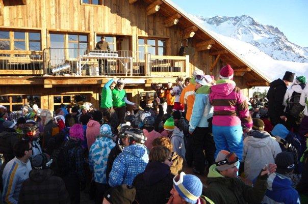 Ski&Boarderweek - SnowCamp 10-19.12.10
