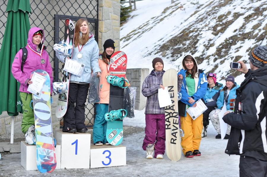 Snowboardowe MP Big Air 2011