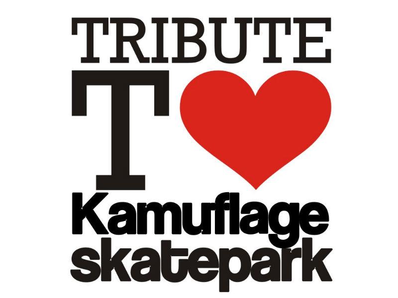 Tribute to Kamuflage Skatepark