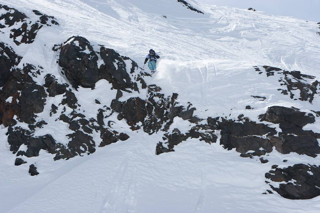 The North Face Ski Challenge w Val Thorens