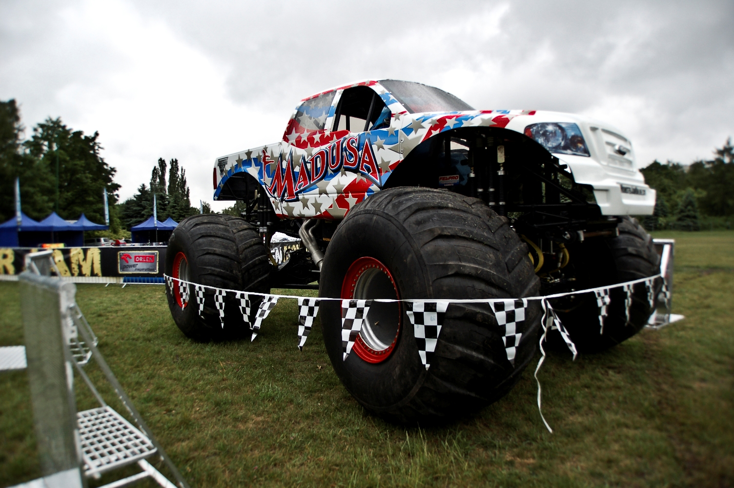 Monster Truck Madusy
