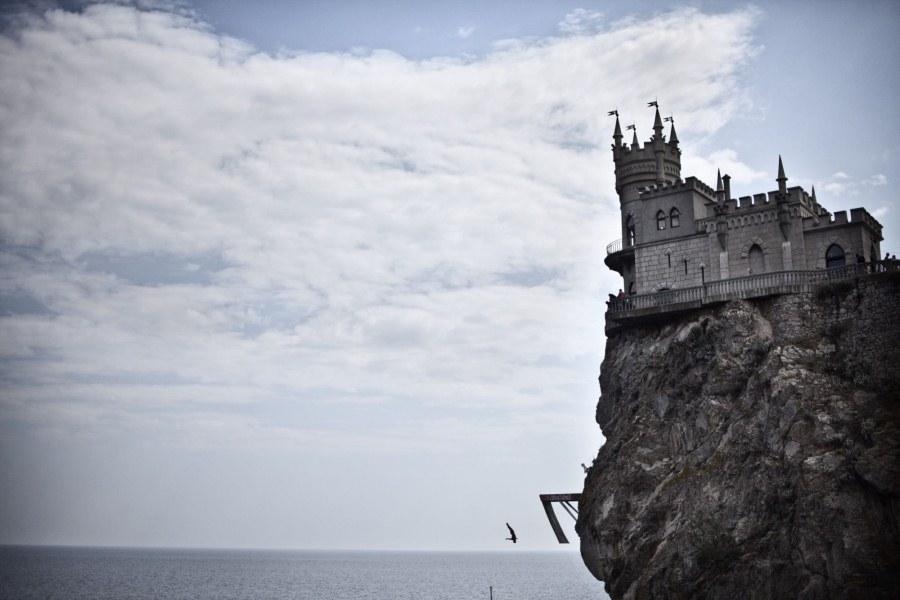 Finał Red Bull Cliff Diving 2011