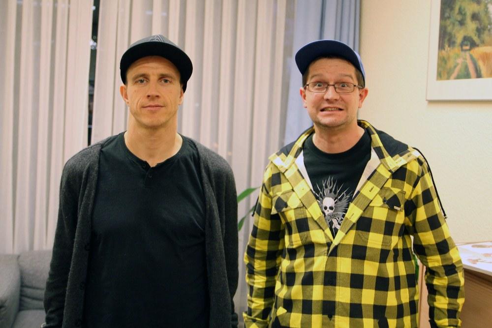 Terje Haakonsen i Alik