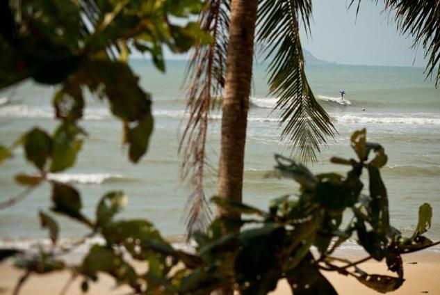 Surfing w Chinach