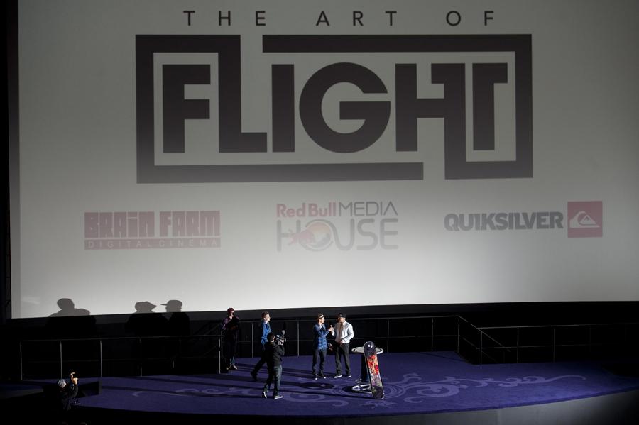 Premiera the Art of Flight w Warszawie