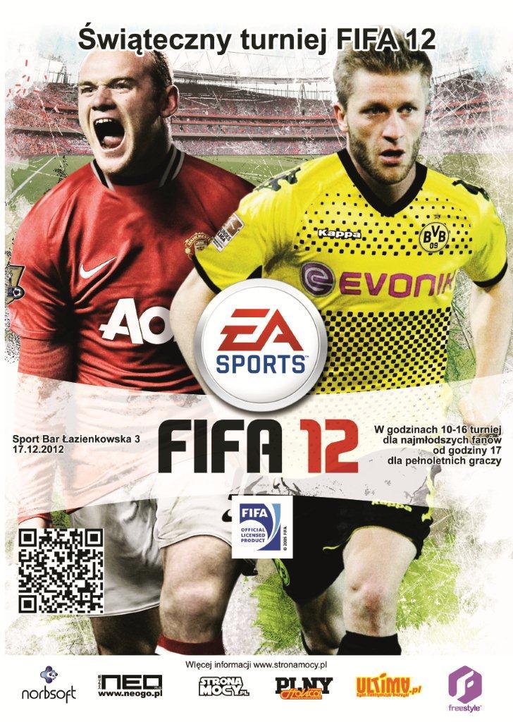 Turniej Fifa '12