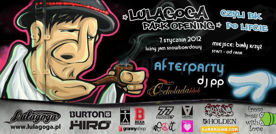 Lulagoga Park Opening