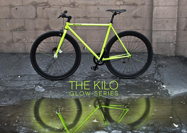 Rower Kilo Glow Series