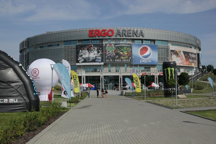 Baltic Games 2012 - dzień 1