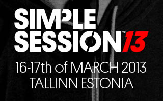 Simple Session 2013