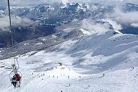 Zima we Francji