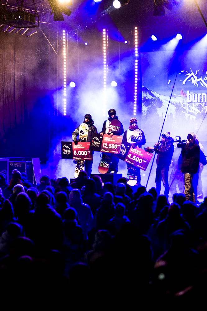 Burn In Snow 2013. Foto: marekogien.com