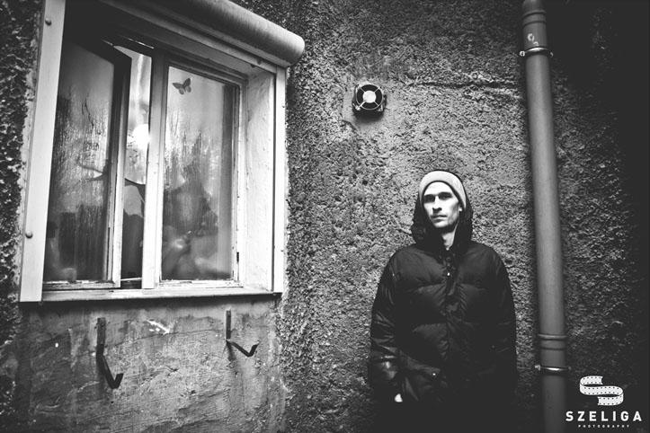 Radek Bączkowski, fotograf Mateusz Szeliga