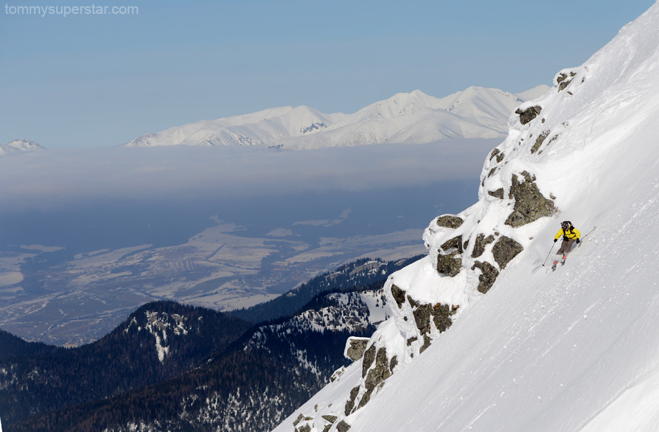 Tatra Freeride Open 2013
