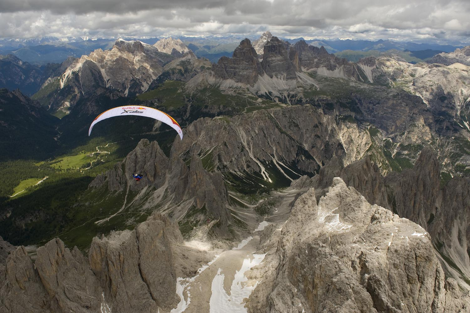 Red Bull X-Alps foto: Red Bull Content Pool