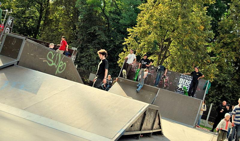 Skatepark Błonie