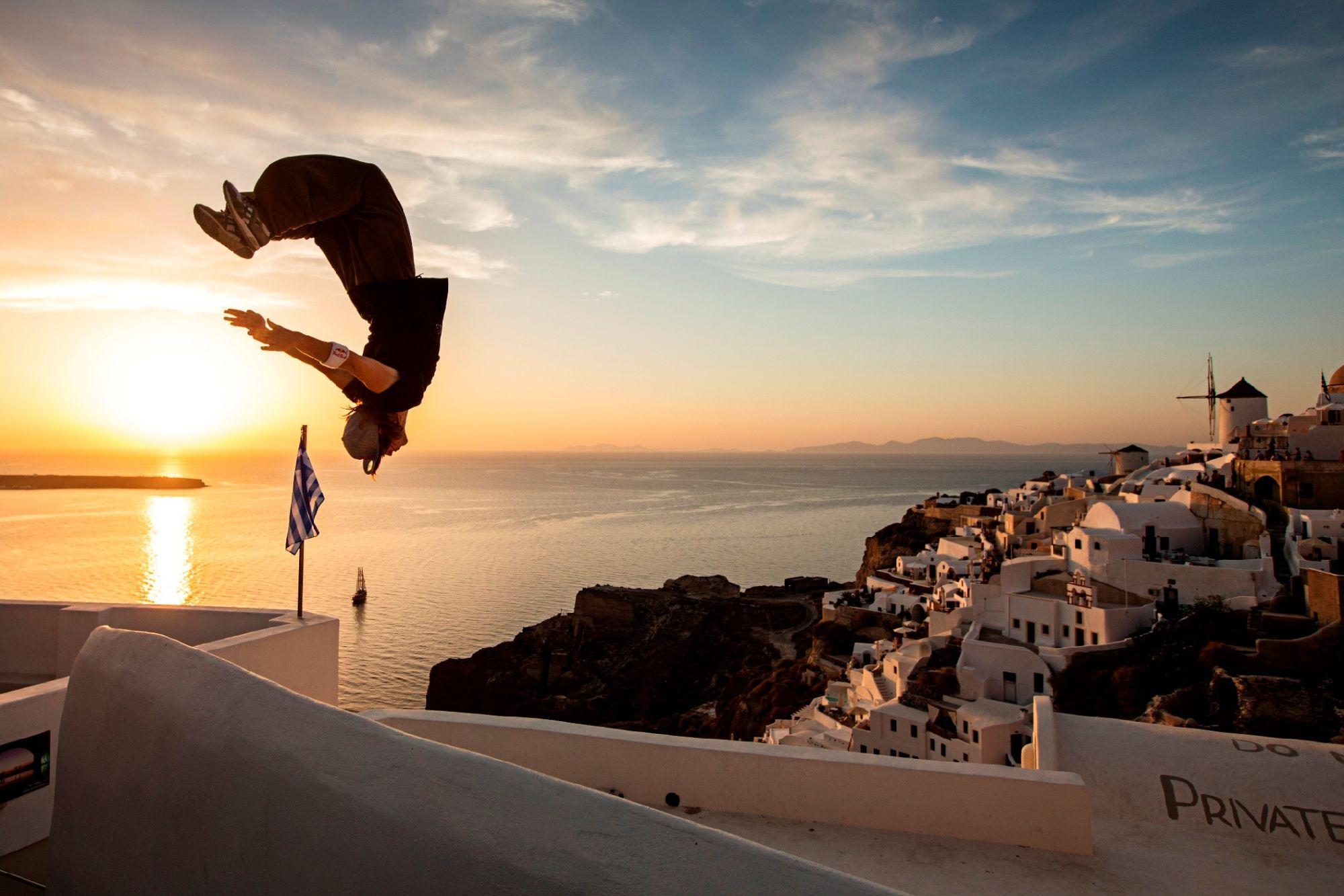 Jason Paul - Red Bull Art of Motion