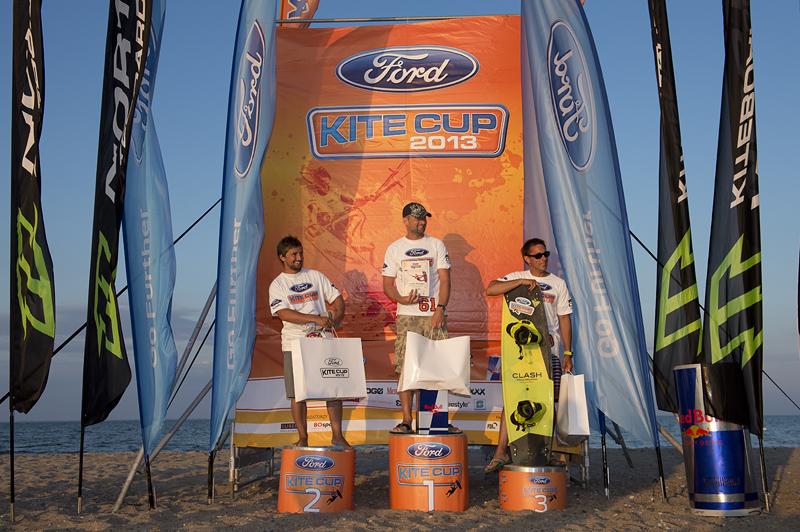 FCK Rewa - podium Masters