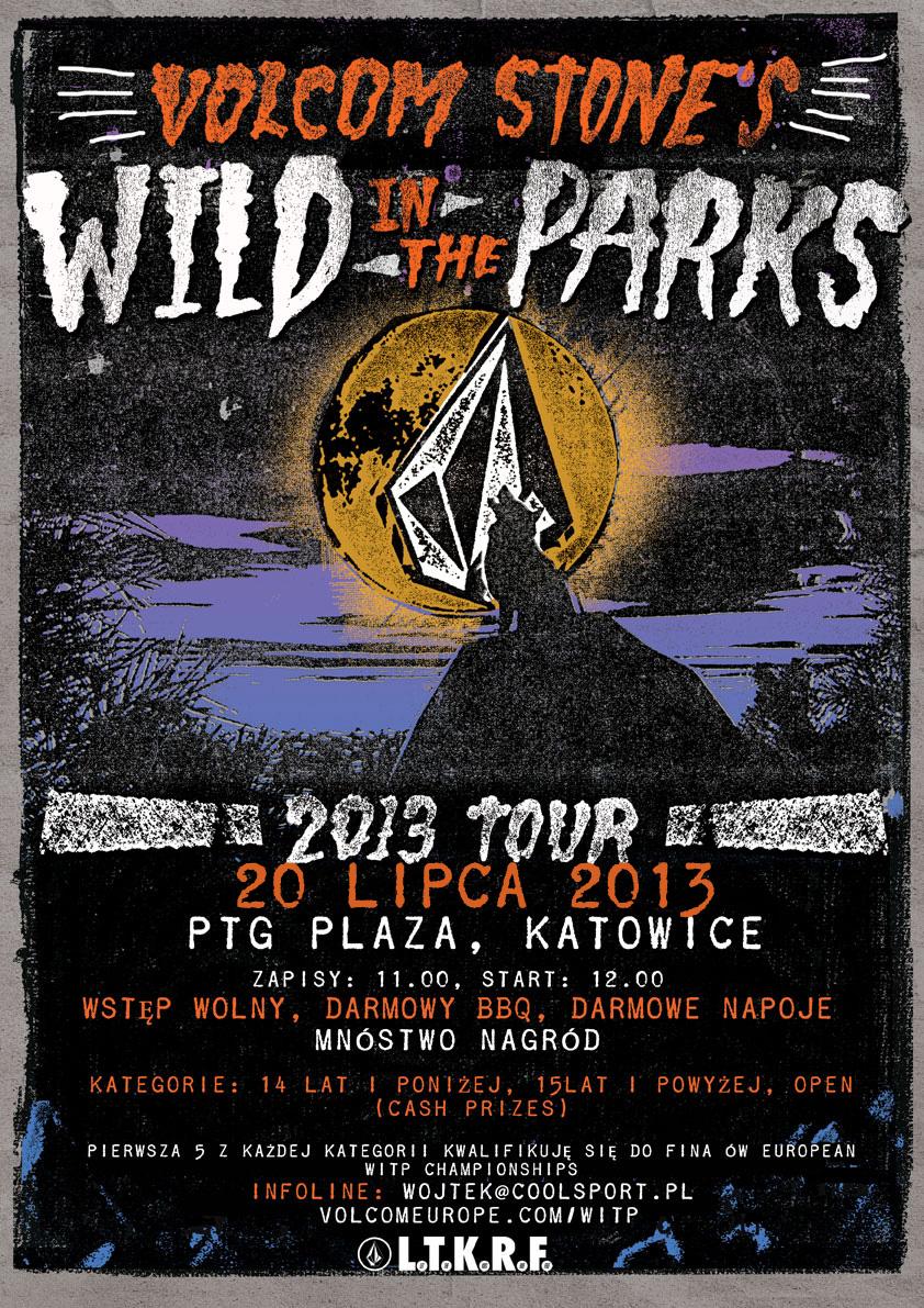 WILD IN THE PARKS - KATOWICE PTG