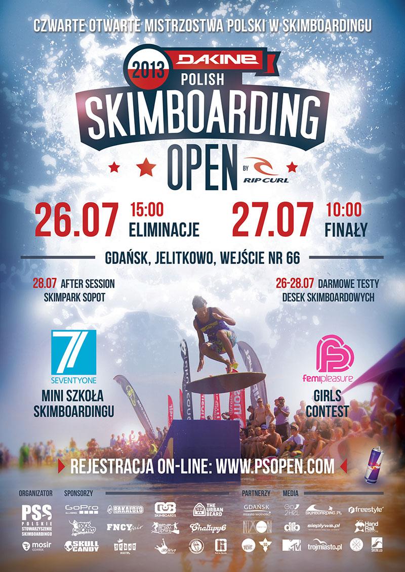 Dakine Polish Skimboarding Open 2013 by Rip Curl