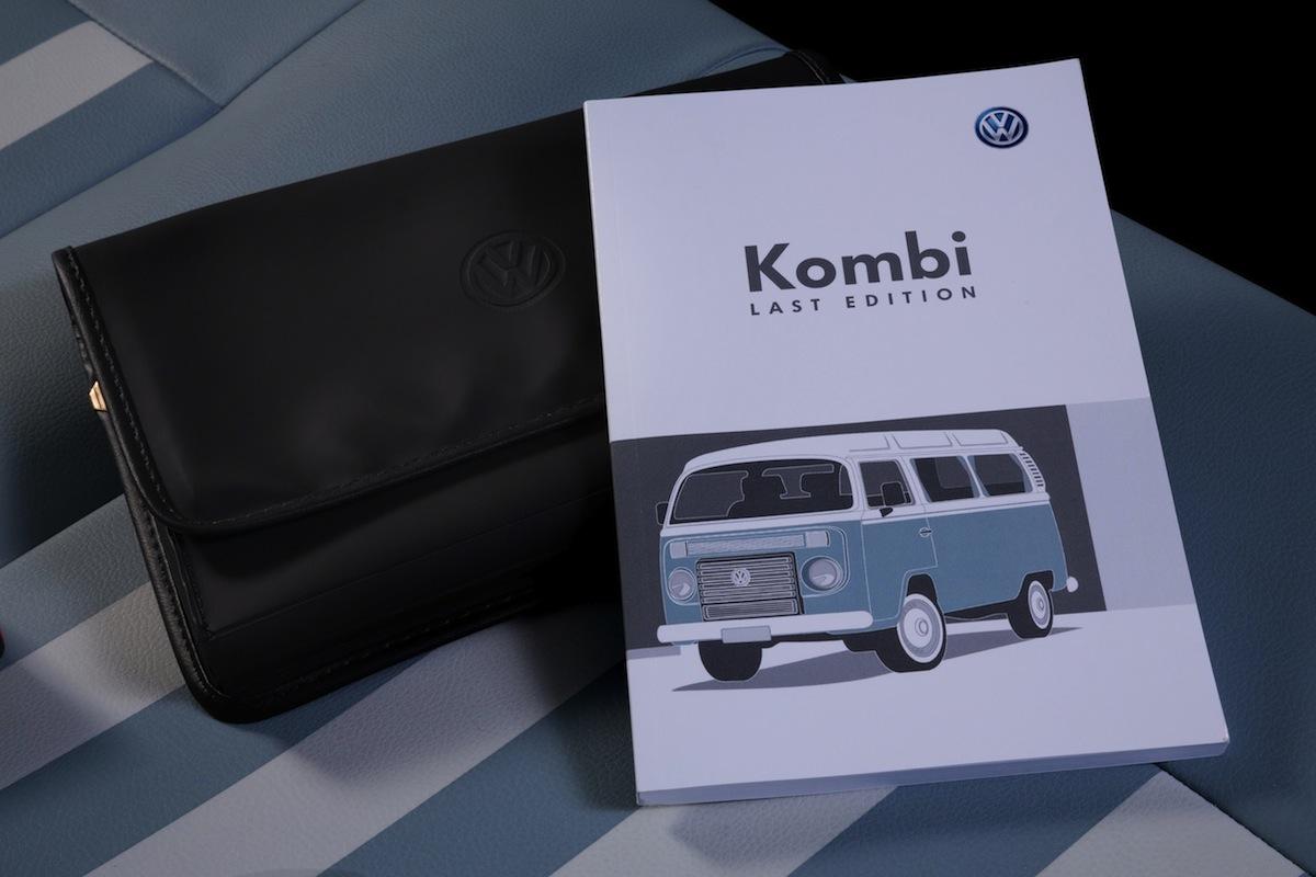 Volkswagen Type 2 Microbus Kombi Last Edition