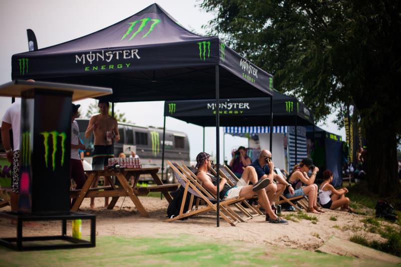 Monster Energy Wake Team w Wakeparku Łomianki