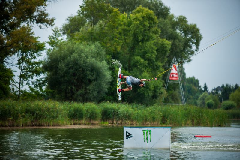Monster Energy Wake Team w Wakeparku Łomianki