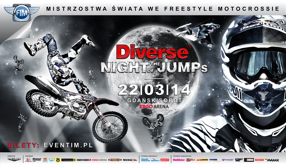 Night of the Jumps 2014