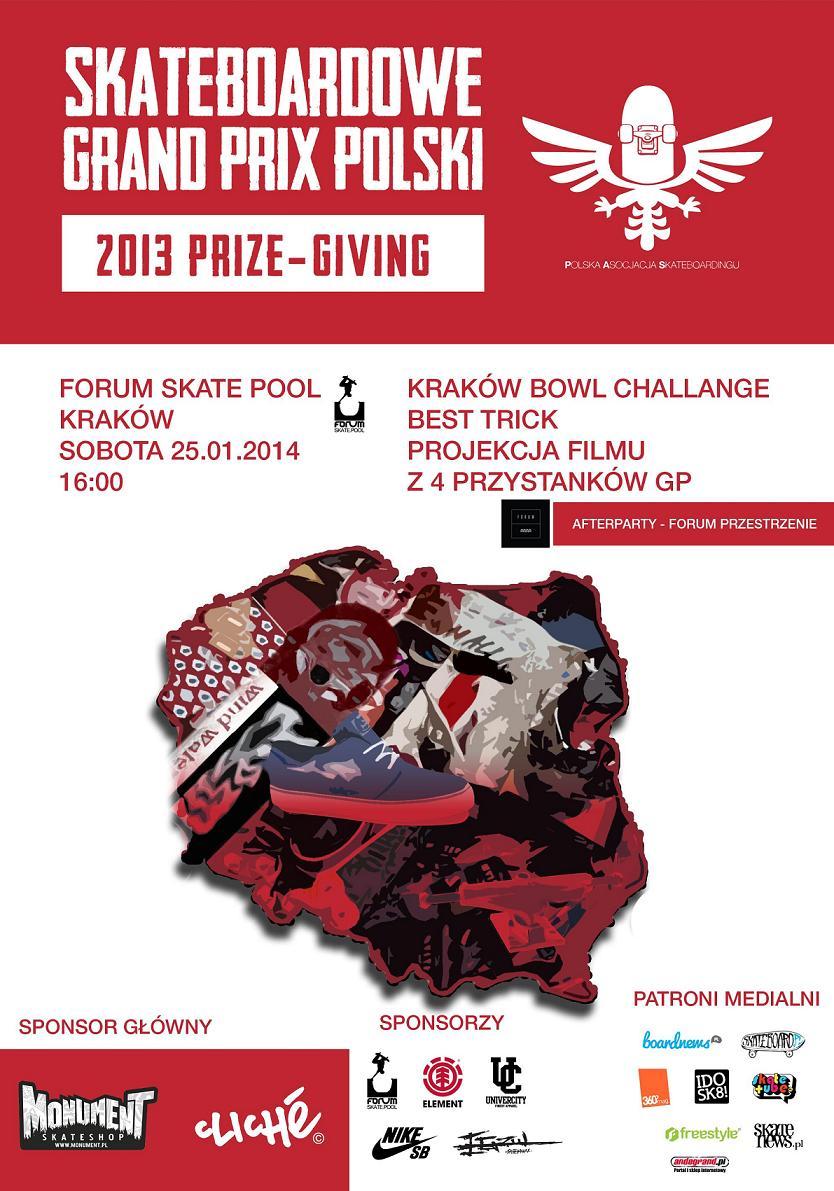 Skateboardowe Grand Prix Polski