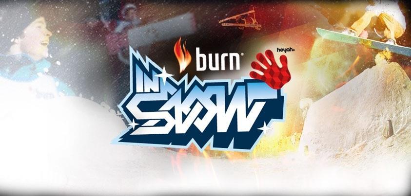 Burn In Snow 2014