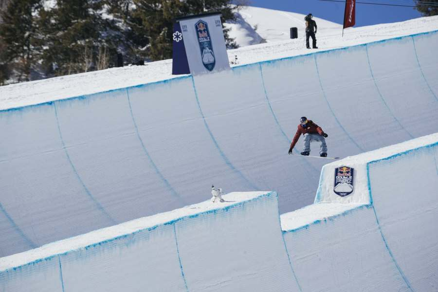Red Bull Double Pipie 2014