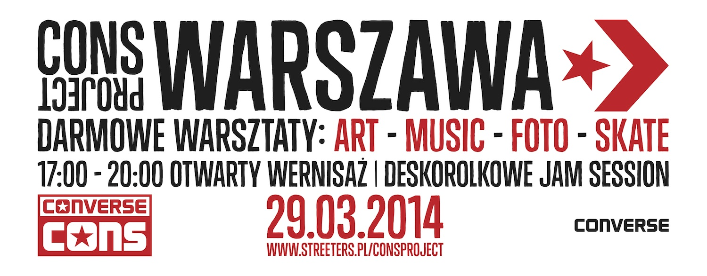 CONS Project Warszawa