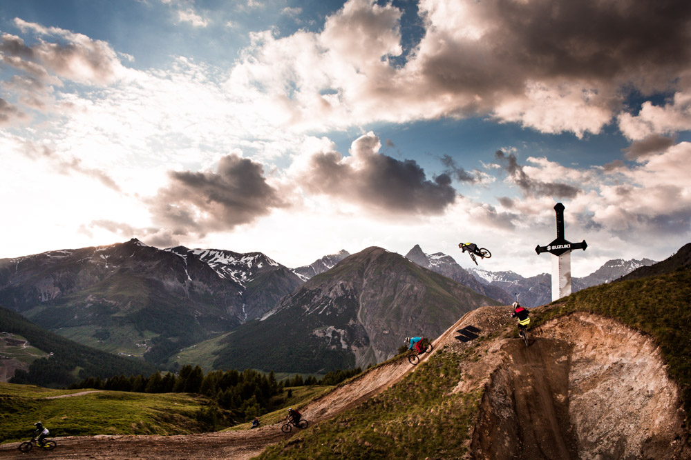 Suzuki Nine Knights MTB 2014, Foto: David Malacrida