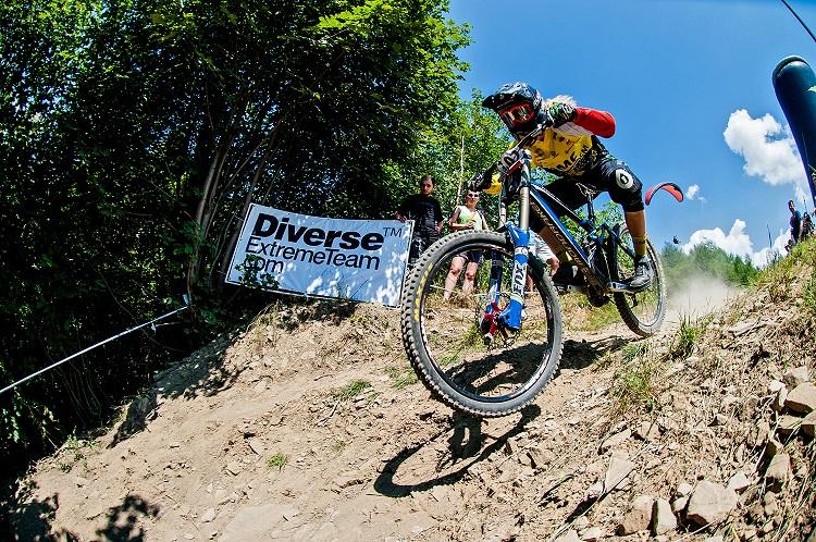 Diverse Downhill Contest - Mistrzostwa Polski na górze Żar