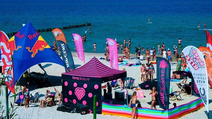 Femi Pleasure Surf Festival 2014