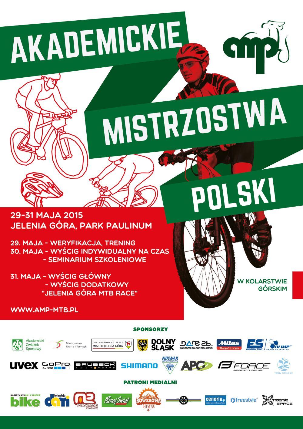 Akademickie Mistrzostwa Polski w XCO (cross-country)
