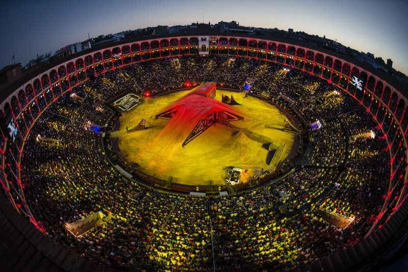 Red Bull X-Fighters 2015 Madryt