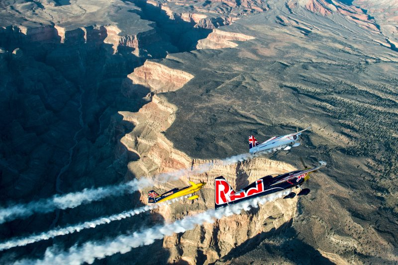 Red Bull Air Race - Paul Bonhomme