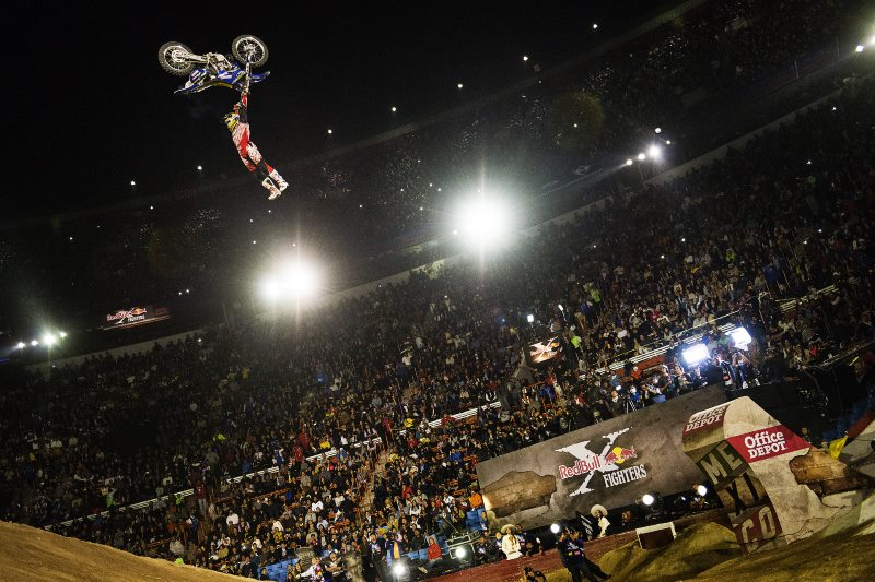 Red Bull X-Fighters 2015 - Clinton Moore