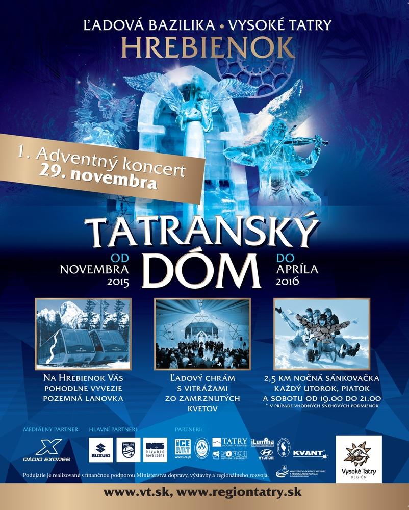 Tatransky Dom Opening