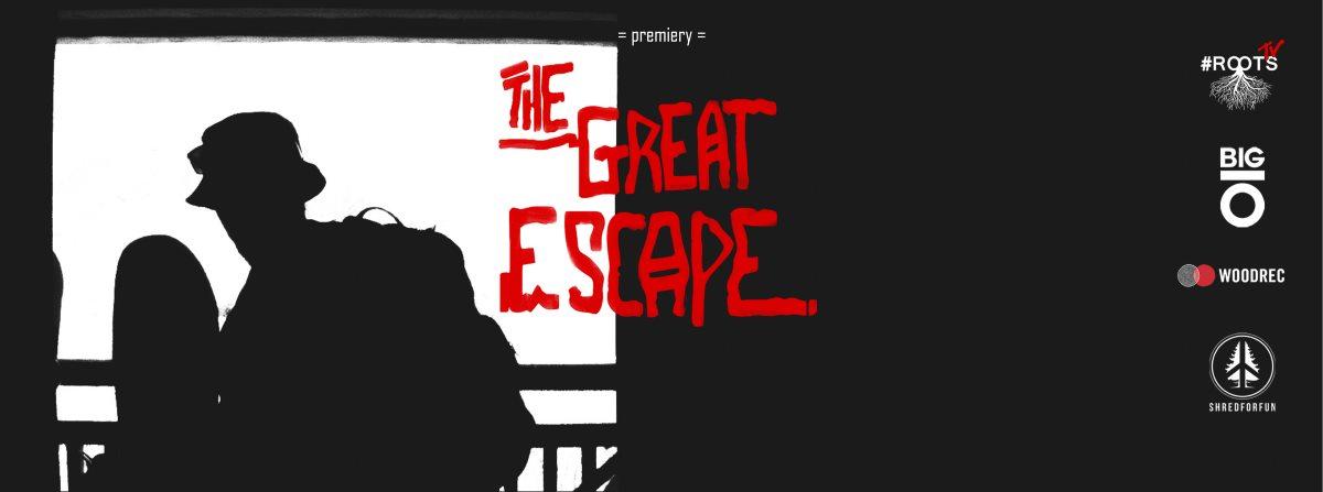 """Premiere tour """"The Great Escape"""""""
