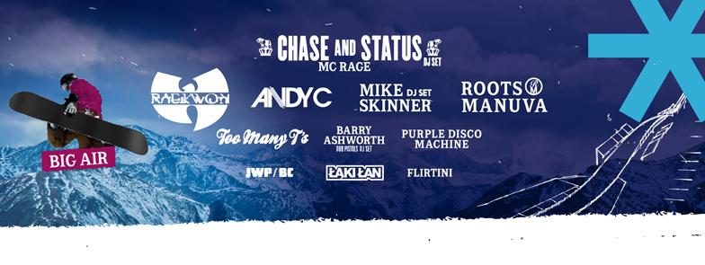 SnowFest Festival   5-6 lutego 2016   Zakopane