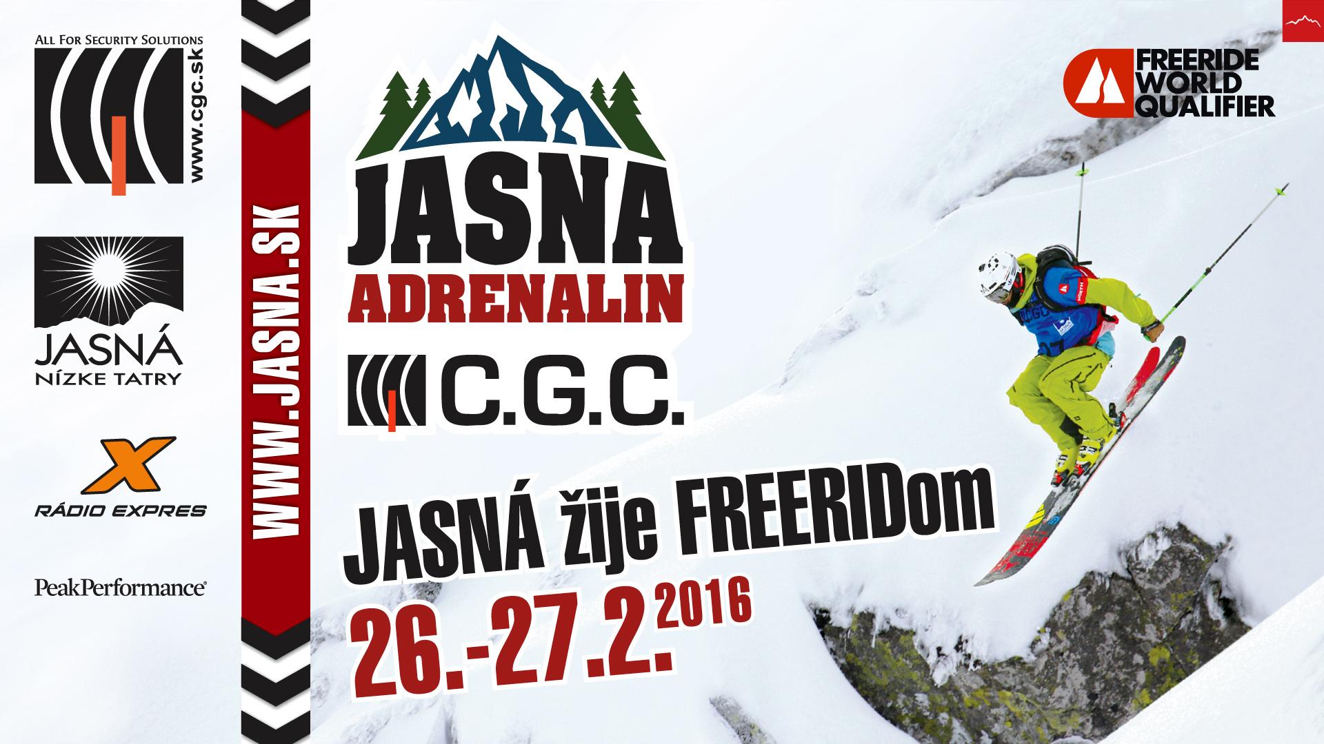 Jasna Adrenalin 2016